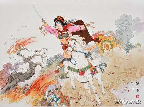 与明成祖朱棣作对造反的巾帼英雄—唐赛儿