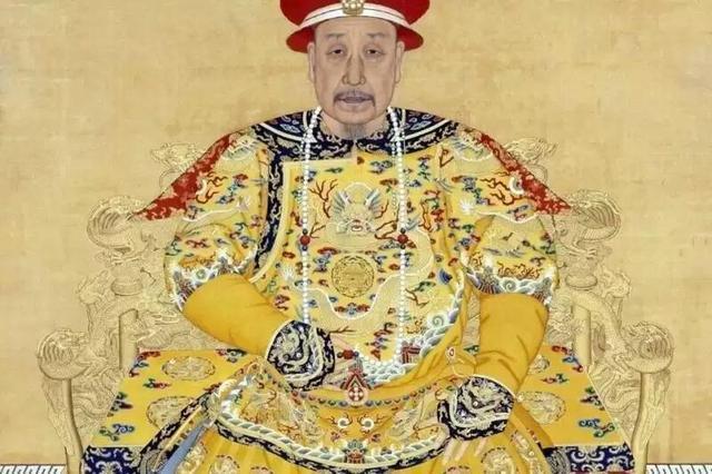 清朝皇帝乾隆生平概况