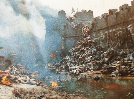 浴血奋战,台儿庄战役终于迎来最终胜利,但日军的伤亡统计有猫腻