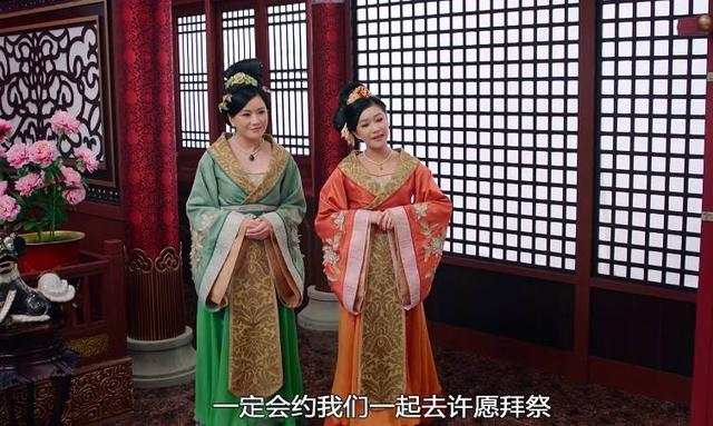 宫心计2:郑纯熙顺利怀上李隆基的龙子,但最高兴的却是皇后王蓁