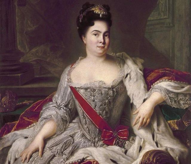 俄罗斯历史上的4位女皇帝,和武则天相比,谁更厉害?