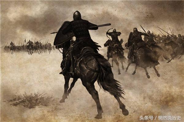 司马懿的后代,本应在皇室享福,奈何却从皇帝沦为奴隶