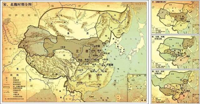 """""""得荆州者得天下"""",小小一个荆州为何被视为南朝政局的关键?"""