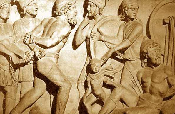古代罗马时期的奴隶有多惨?不仅要干活,还要做这件事!