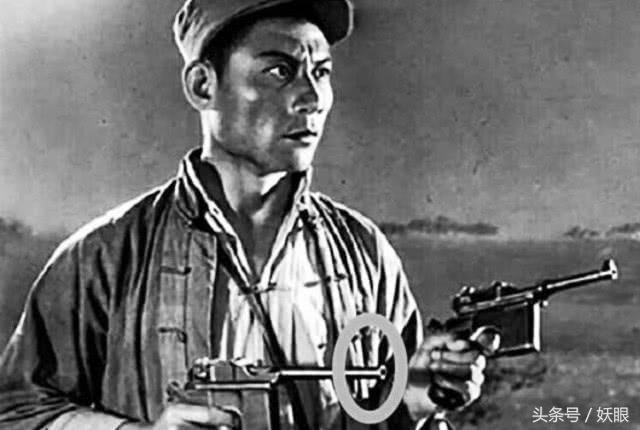 当年驳壳枪这个缺点外国专家束手无策,中国用两个土办法完美解决