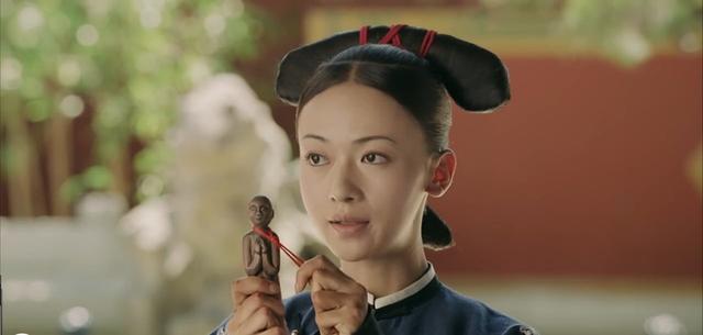 清宫严禁私自祭祀,璎珞就被屈用厌胜术咒杀高贵妃