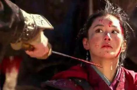 中国这位女将军是妓女出身,战至肠流三尺长,死后被分尸暴晒三日