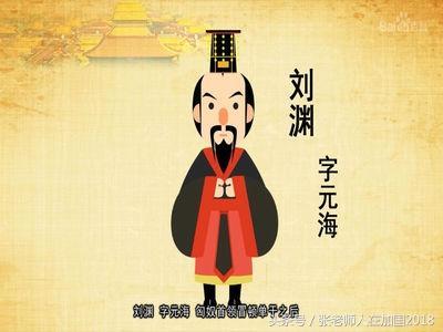 八王之乱之十二:刘渊伐晋与北宫纯二保洛阳(1)