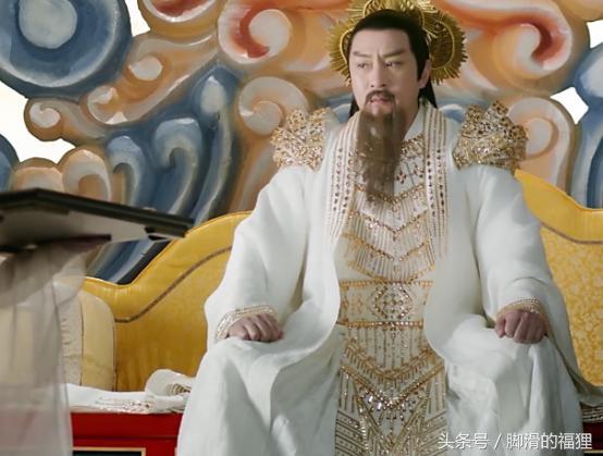 为何《三生三世十里桃花》中东华帝君的坐姿如此魔性