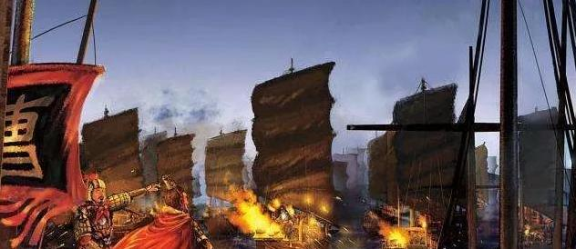 赤壁之战中诸葛亮巧借东风真的是天意吗?