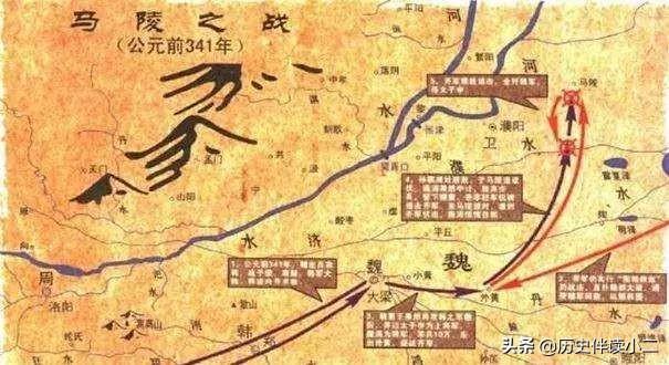马陵之战,孙膑减灶计使得庞涓死于非命,此计谋的真伪性需考究。