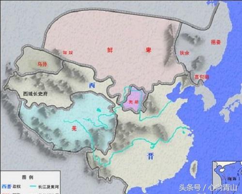 """""""八王之乱""""——中国历史上最为严重的皇族内乱,你能理清它的来龙去脉吗?"""