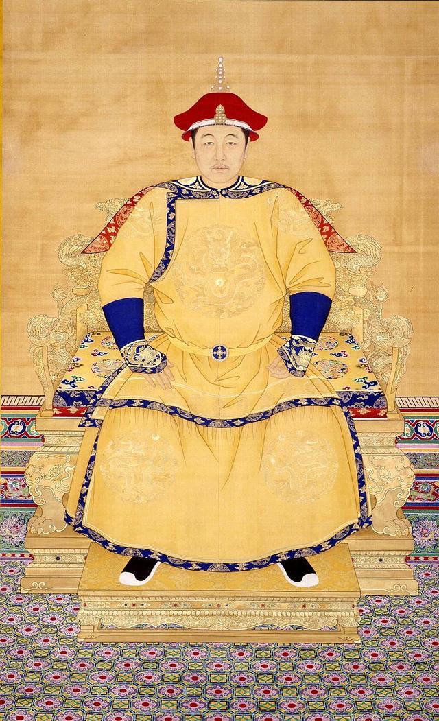 大清第3位皇帝-顺治