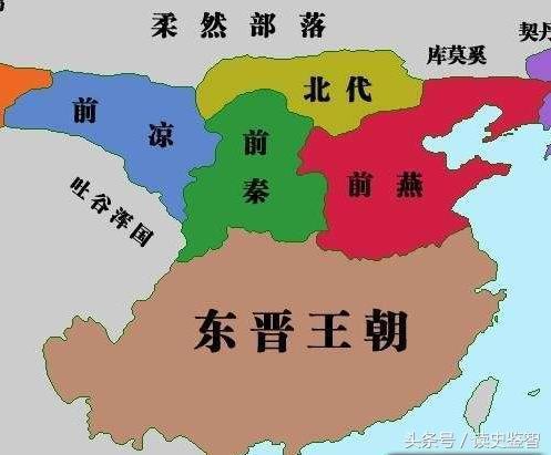 淝水之战:中华文化保卫战,东晋8万北府兵大破前秦112万外族入侵