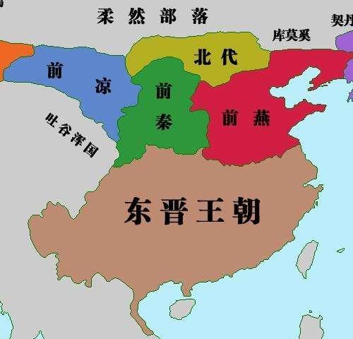 五胡十六国时期的民族英雄,冉闵