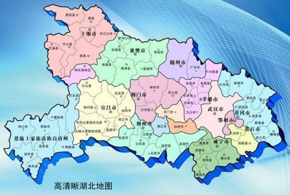 湖北省一个县,人口超50万,为古代兵家必争之地!