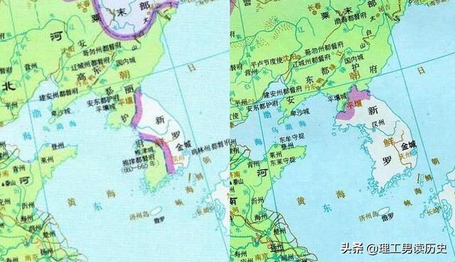 唐朝新罗战争,唐王朝军事上取得胜利,却失去了大半个朝鲜半岛