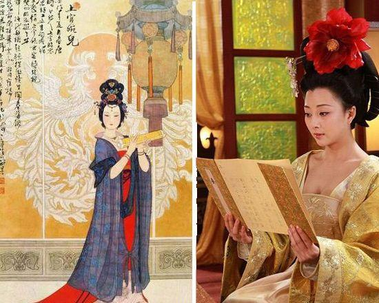 帝王后妃8大绝世才女:花蕊夫人五代十国最有名气的名人之一