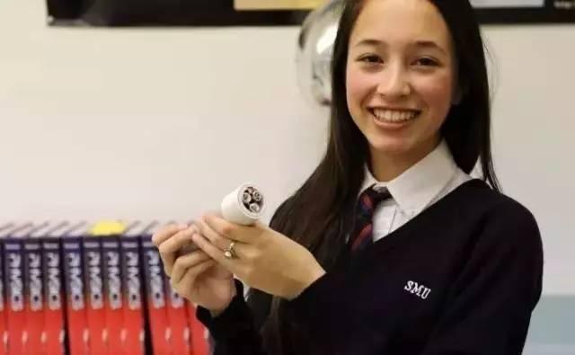 她发明了不用电的手电筒,斩获Google大发5分快3大赛一等奖!