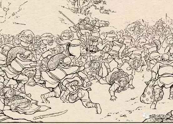 大半东汉公卿都被追击东归汉献帝的李傕、郭汜俘虏,刘协濒临绝境