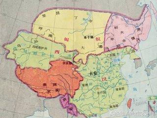 汉武帝时期(公元前150年-前100年)世界十大强国排行榜!