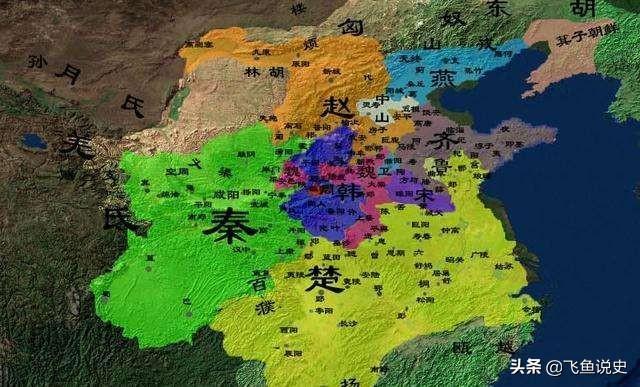 强大的魏国在魏武侯继位时已注定了要灭亡,因为魏击放走了两个人