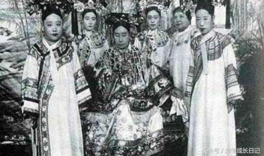 晚清皇帝的妃子们为何那么丑?选秀女的时候,皇上独宠丑女吗?