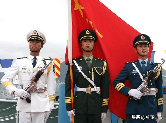 揭秘:新中国成立后几大军区有过哪些调整?