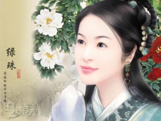 赫赫有名 气节铮铮 中国古代十大风尘名妓