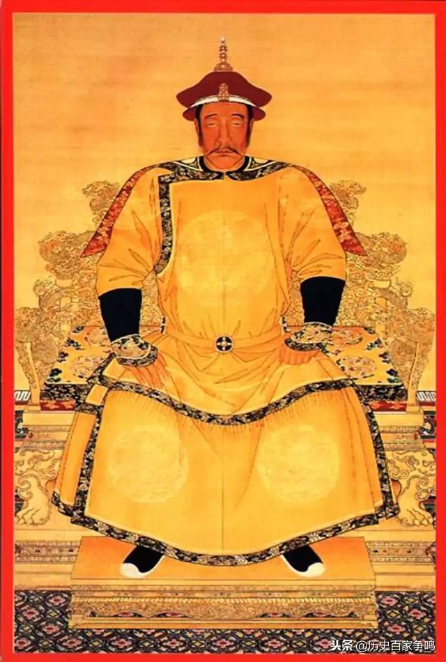 皇太极为了翦除这个贝勒,获得更多权力,将八旗变为了七旗