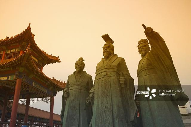 金融视角下的秦朝历史