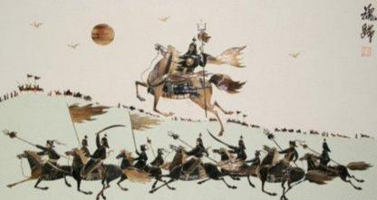 中华十二国的由来及简况:创建者是谁?谁又是末代帝王?