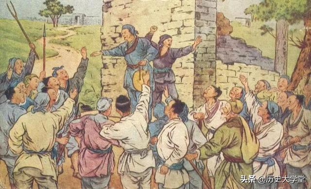 许攸在《三国演义》中口出狂言被许褚所杀,而正史里他是怎么死的