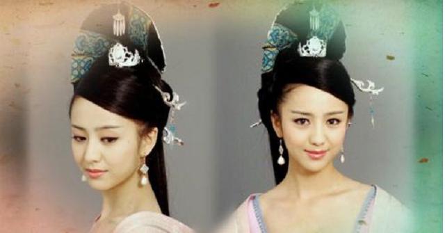 在汉朝,同为一位皇帝的两位皇后是啥亲戚关系?