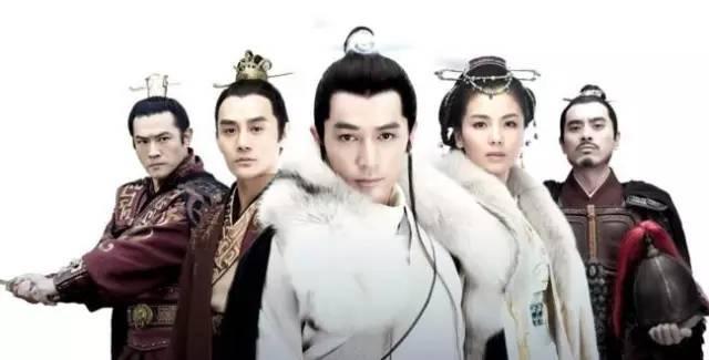 祁王、献王、誉王、靖王:找寻《琅琊榜》剧中人物的历史原型