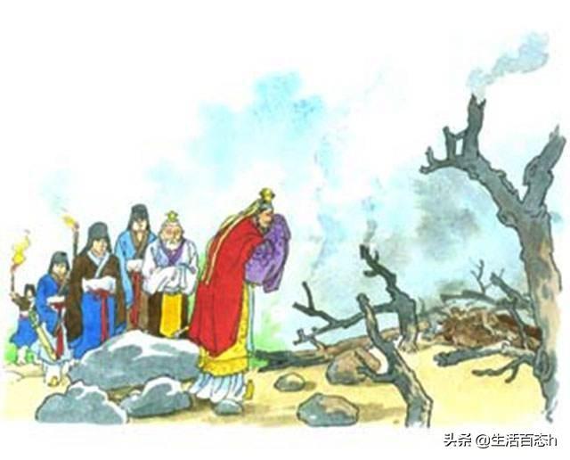 """中国四大传统节日之一,""""清明节""""的由来是什么?"""