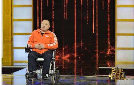 """""""轮椅""""男人鲜师傅杨志背后的女人:相伴的动力"""