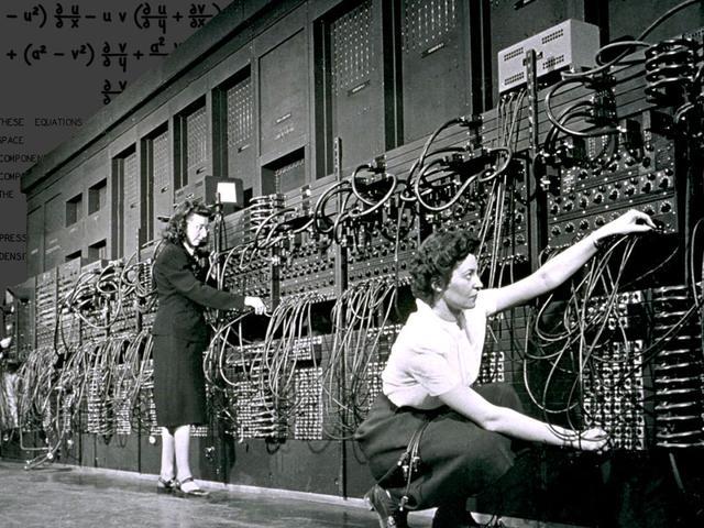 AI不为人知的历史(2):电子计算机背后的女人