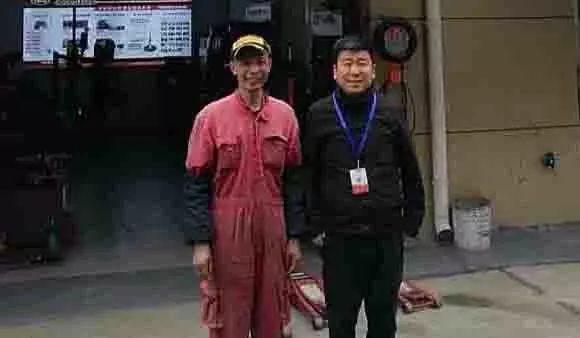 西安城里的补胎老师傅,靠一片轮胎补片养活2代人 I 后市场野史 第3期