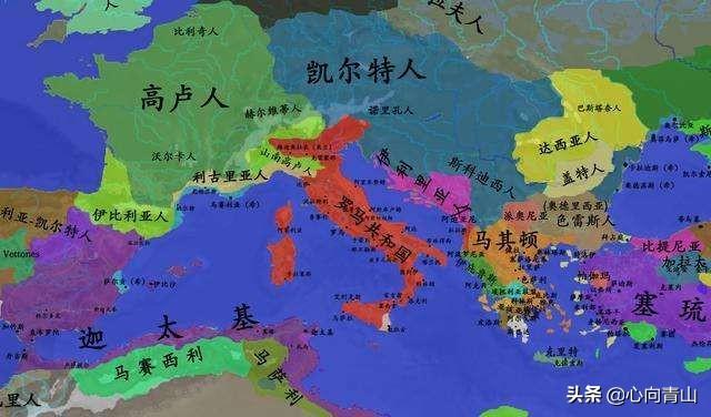 苏拉——凯撒——屋大维,罗马进入帝制时代所经历的三部曲。