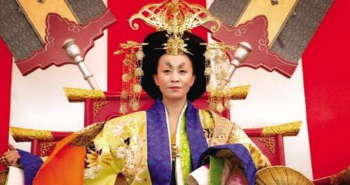 她不一定是唐朝最幸福的女人,却一定是唐朝权利最大的女人