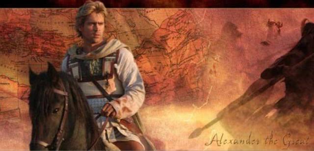 亚历山大和秦始皇谁更强,中国学者:拿一虚构人物和秦始皇比?