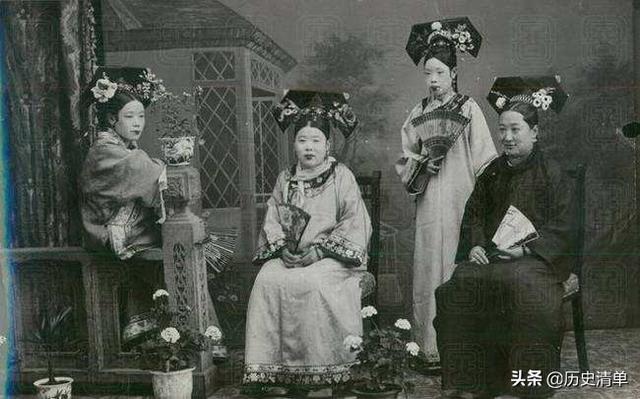 """清朝后宫佳丽三千,为何人们觉得清朝的妃子""""惨不忍睹""""?"""