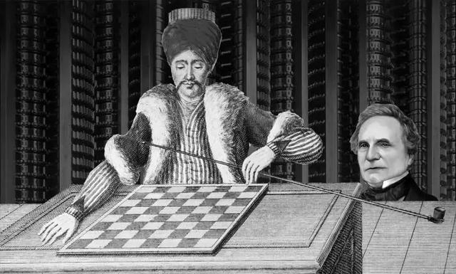 人工智能不为人知的历史(1):下棋傀儡