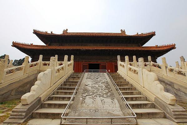 大清皇陵之裕陵,还原历史上真正的乾隆皇帝