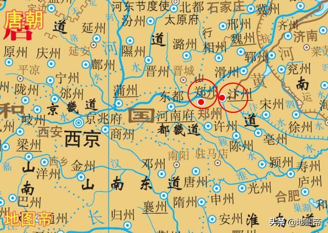 宋朝时开封是东京汴梁,郑州为何被降为郑县?