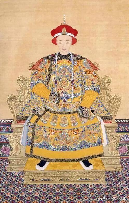 """为什么说咸丰当皇帝是清朝历史上的一次""""误会"""""""