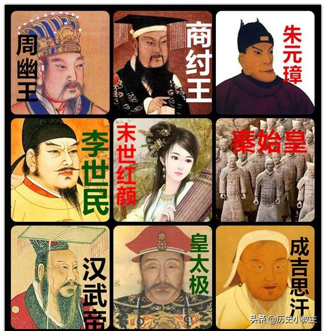 假如武则天遇到这些帝王,她还会当皇帝吗?
