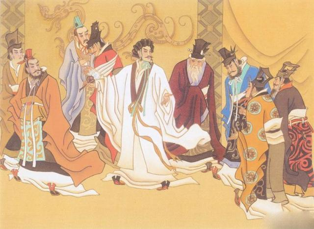 《三国演义》十大谋士排行