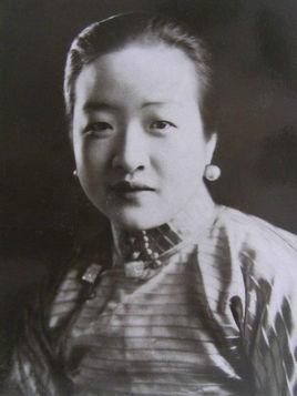 她是首富之女、宋子文的初恋,创办百乐门舞厅,最终夫死子散